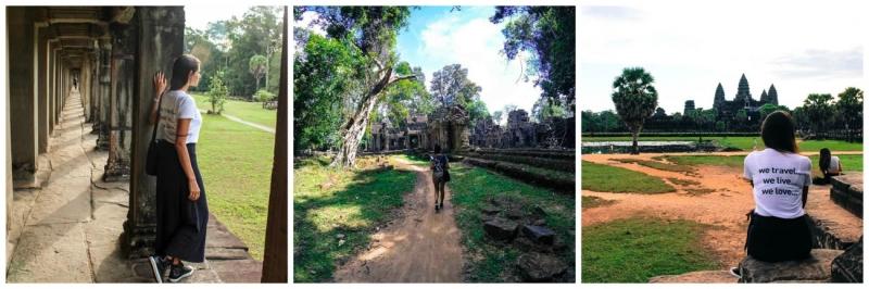 best way to visit angkor wat complex 10