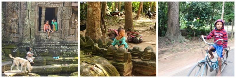 best way to visit angkor wat kids 11b_