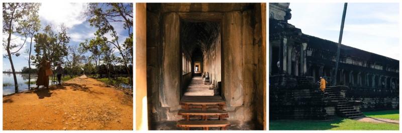 best way to visit angkor wat monks 11 b