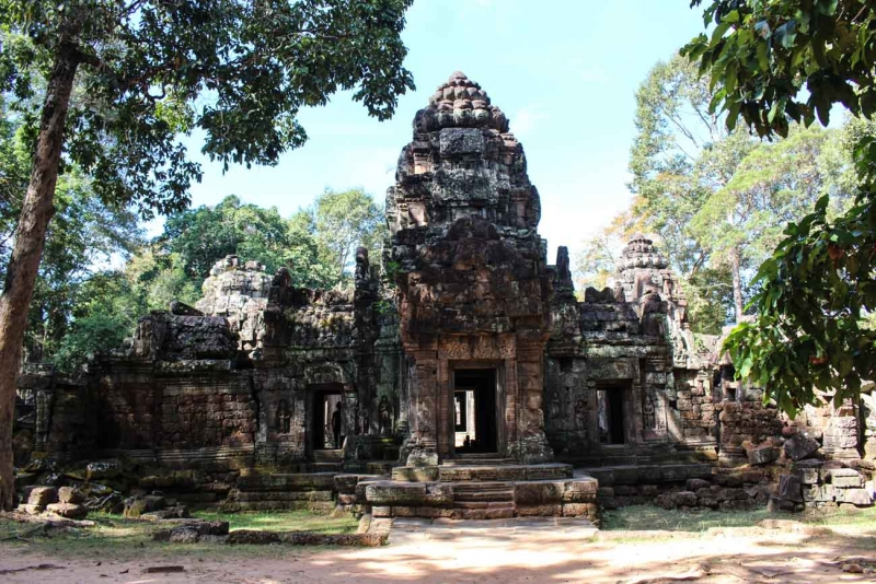 best way to visit angkor wat temples 7