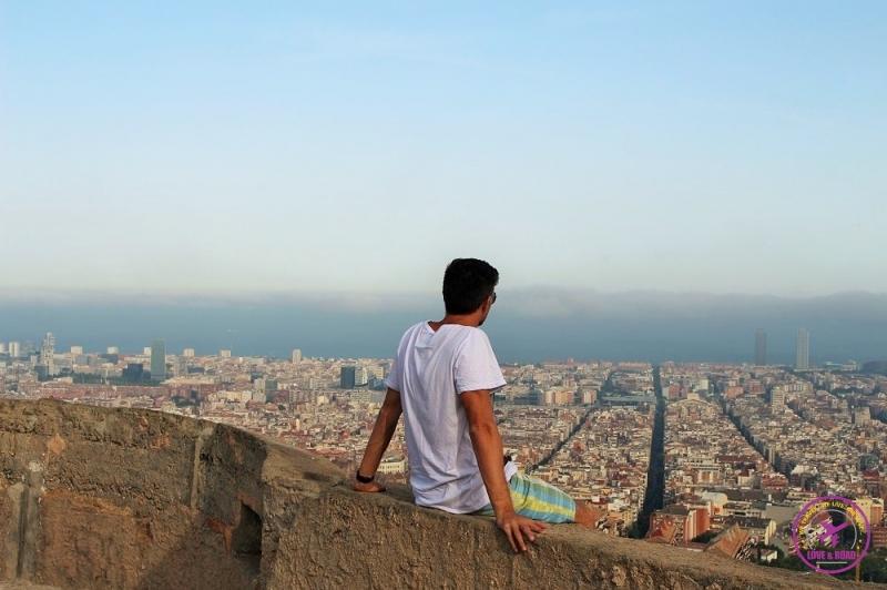 dicas para curtir Barcelona Bunkers del Carmel