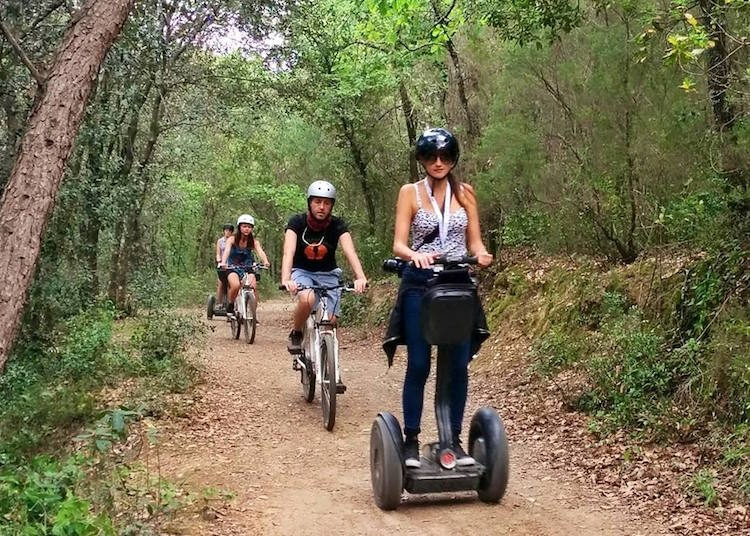 things to do outside Barcelona segway copy