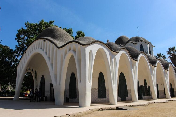 arquitetura pra visitar na região de Barcelona