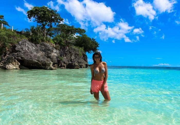 Bohol island in Philippines alona beach 3.jpg