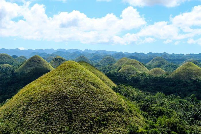 Bohol island in Philippines chocolate hills 12.jpg