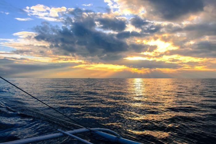 Bohol island in Philippines dolphin sunrise 7.jpg