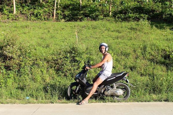 Bohol island in Philippines motorbike 2 .jpg
