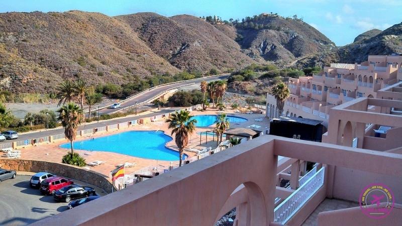 Hotel Puerto Marina é uma opção de hospedagem em Cabo de Gata, na Espanha.