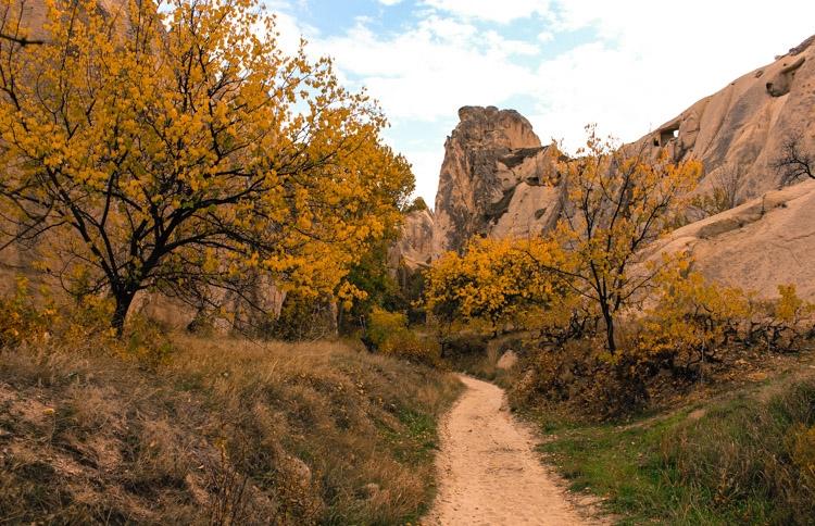 things to do in Cappadocia autumn
