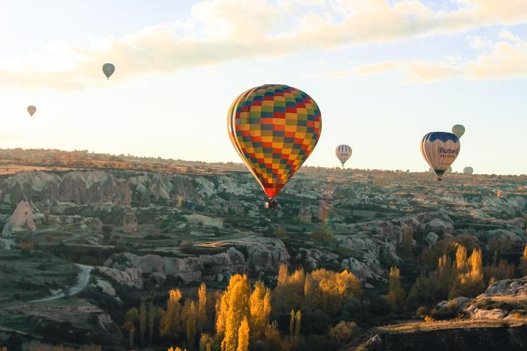 things to do in Cappadocia balloon