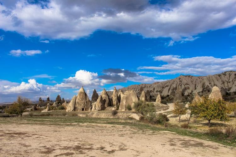 things to do in Cappadocia moon