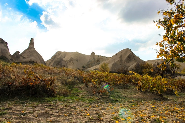 things to do in Cappadocia sunset