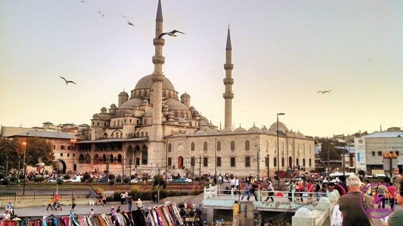 1 First trip to istanbul