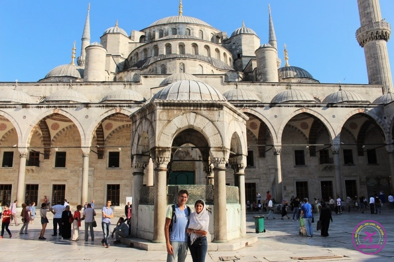 10 First trip to istanbul