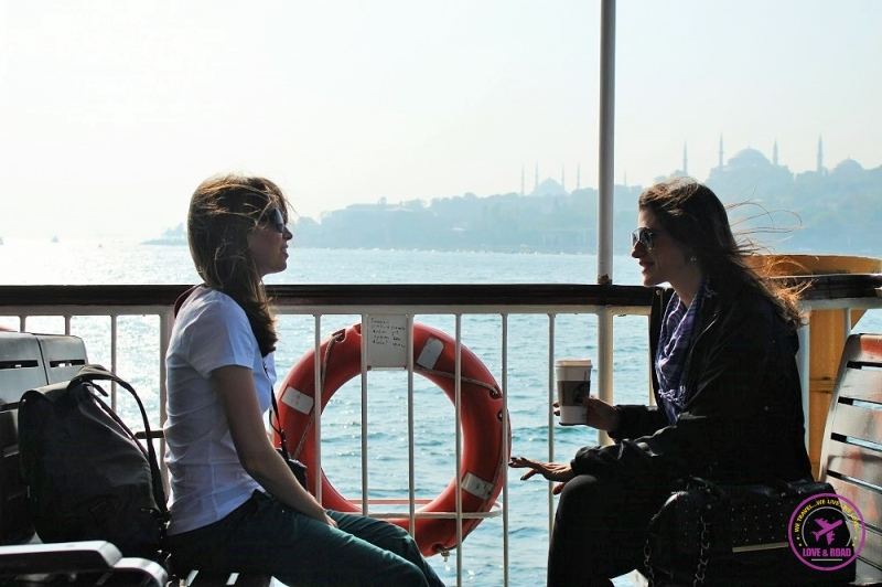 7a First trip to istanbul