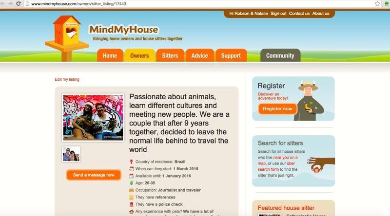 house sitting profile 9