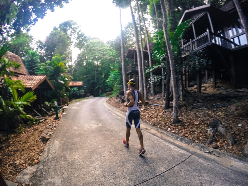 ironman langkawi run forest