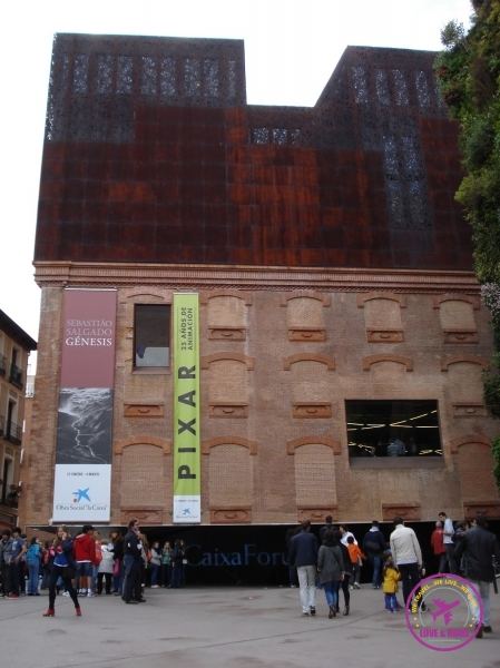 CaixaForum Madrid.