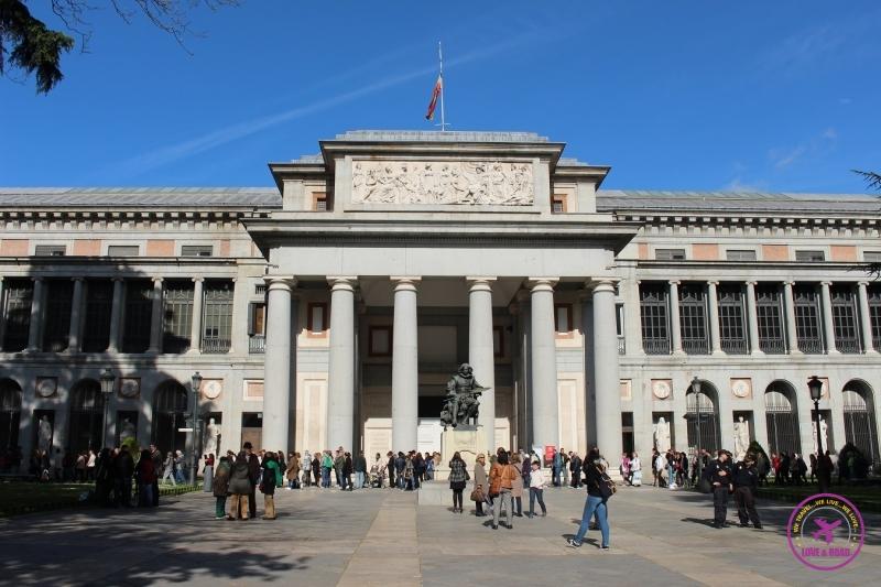 Museu do Prado, em Madri.