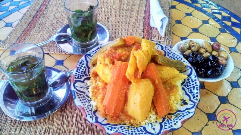 Moroccan food 5
