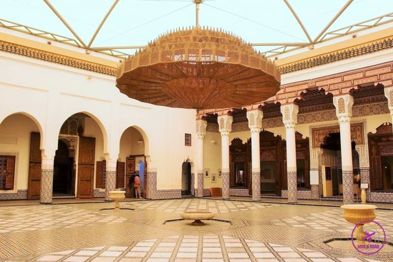 Our first time in morocco 1