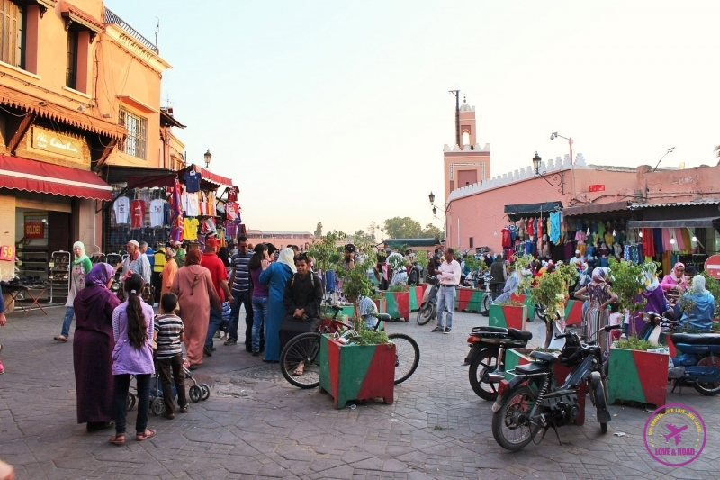 Our first time in morocco 2