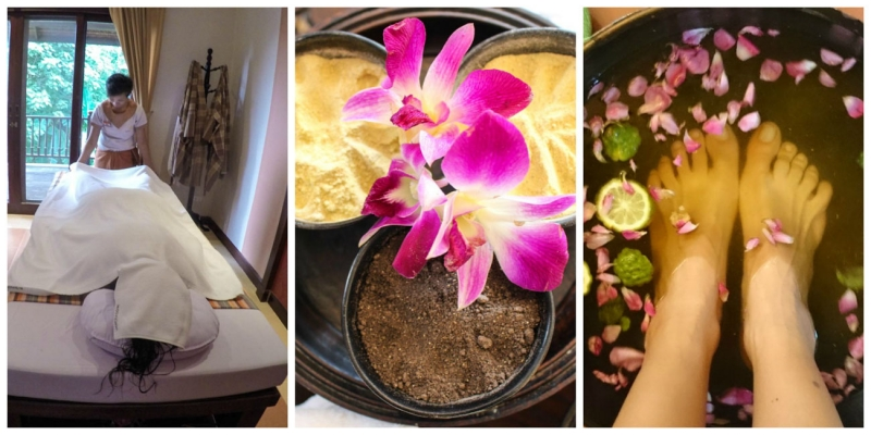 What to do in Phuket Spa Day