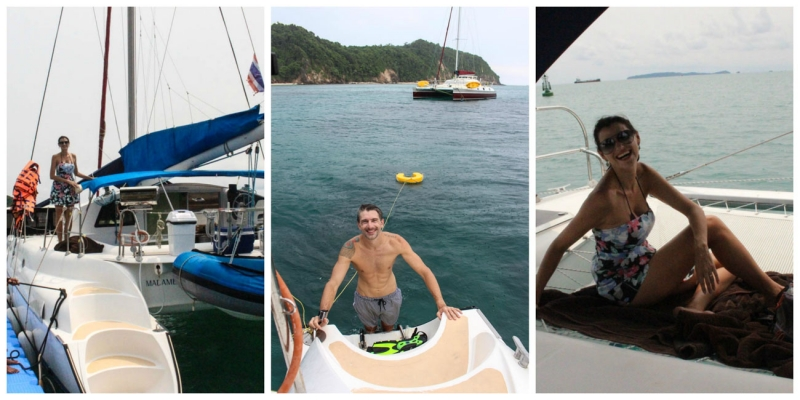 What to do in Phuket boat tour
