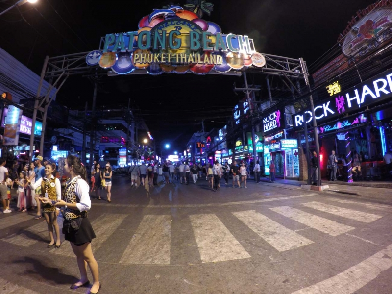 what to do in phuket attraction patong