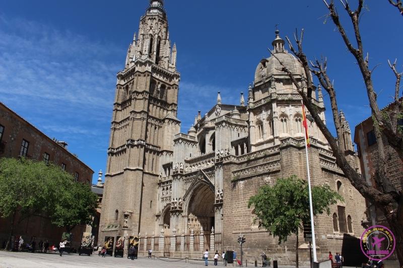 catedral pra visitar em Toledo