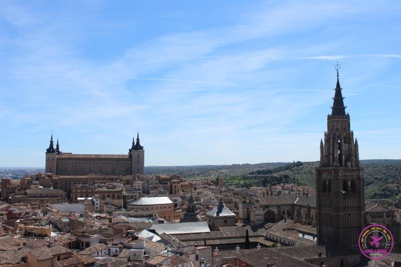 castelos em Toledo