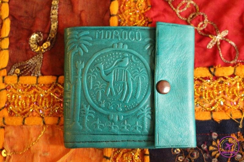 Moroccan wallet
