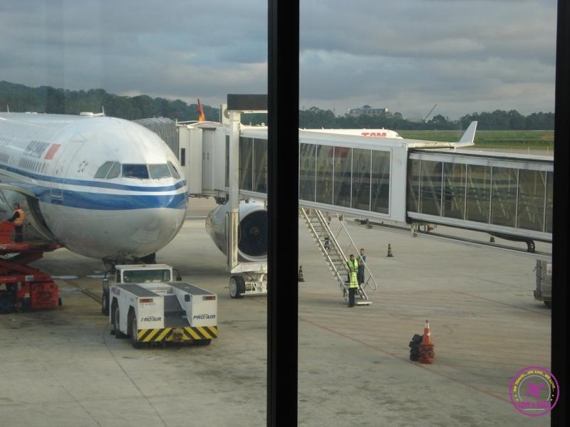 avião airchina