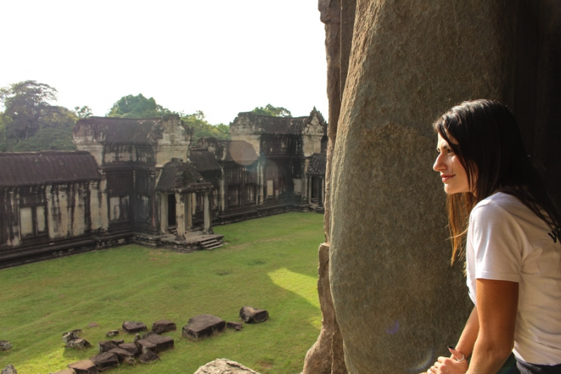 lesson from 1 year travelling the world angkor wat