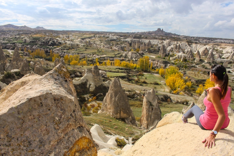 lesson from 1 year travelling the world capadocia