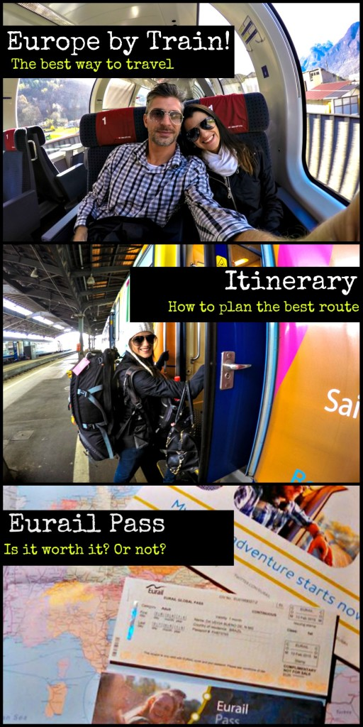 7 Good Reasons why you should travel with Eurail Pass. How to discover if it´s the best option for travel by train in Europe, booking rules, how to choose the best itinerary and money saver tips!