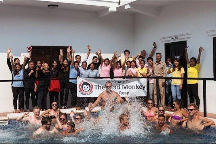 hostels no camboja siem reap