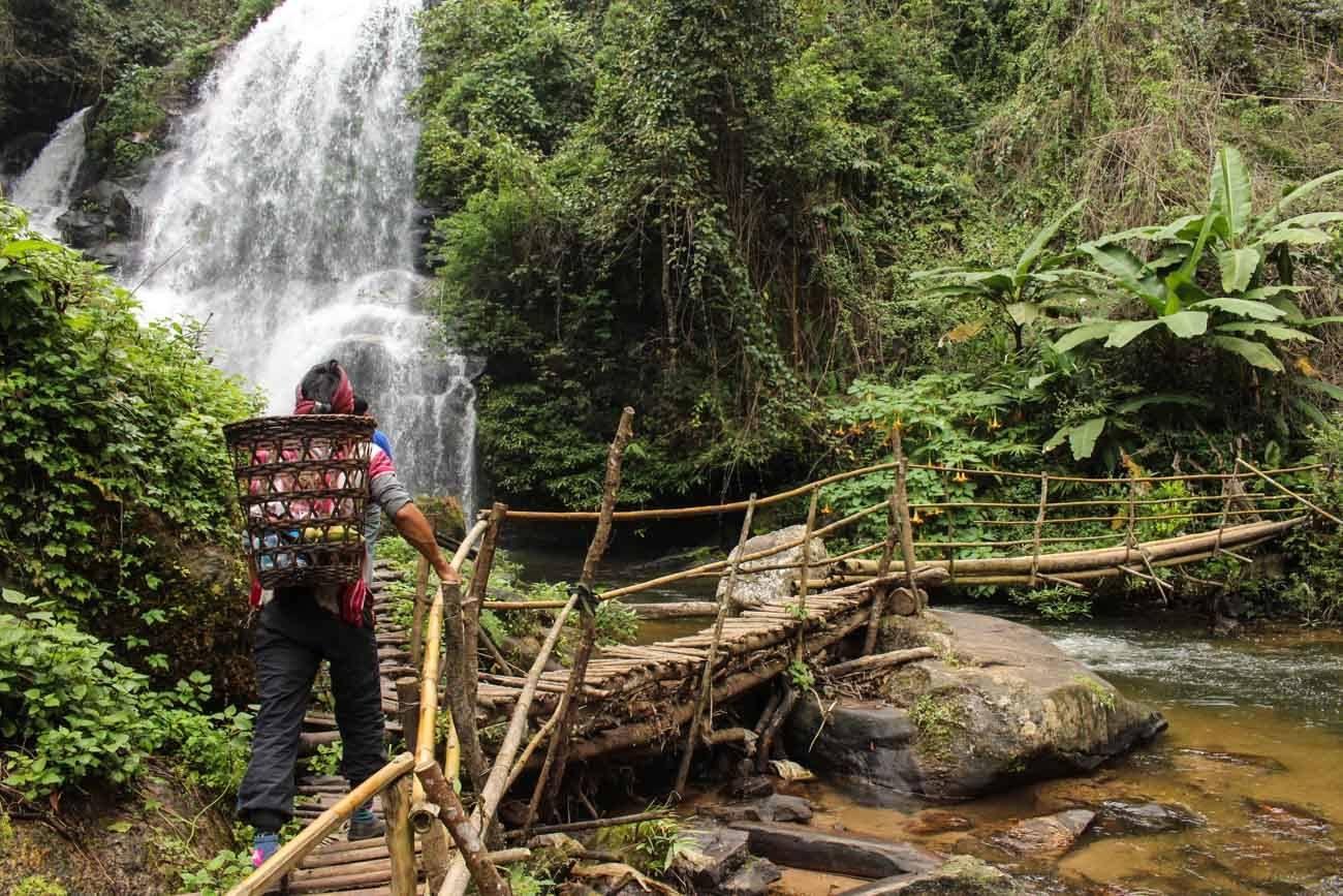 Things to do in Chiang Mai 7 waterfall karen
