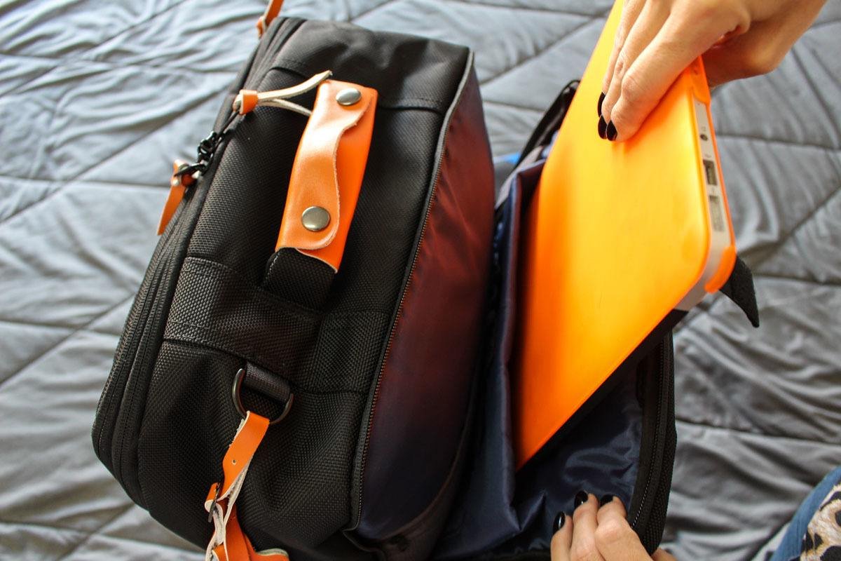 best carry-on backpack 7