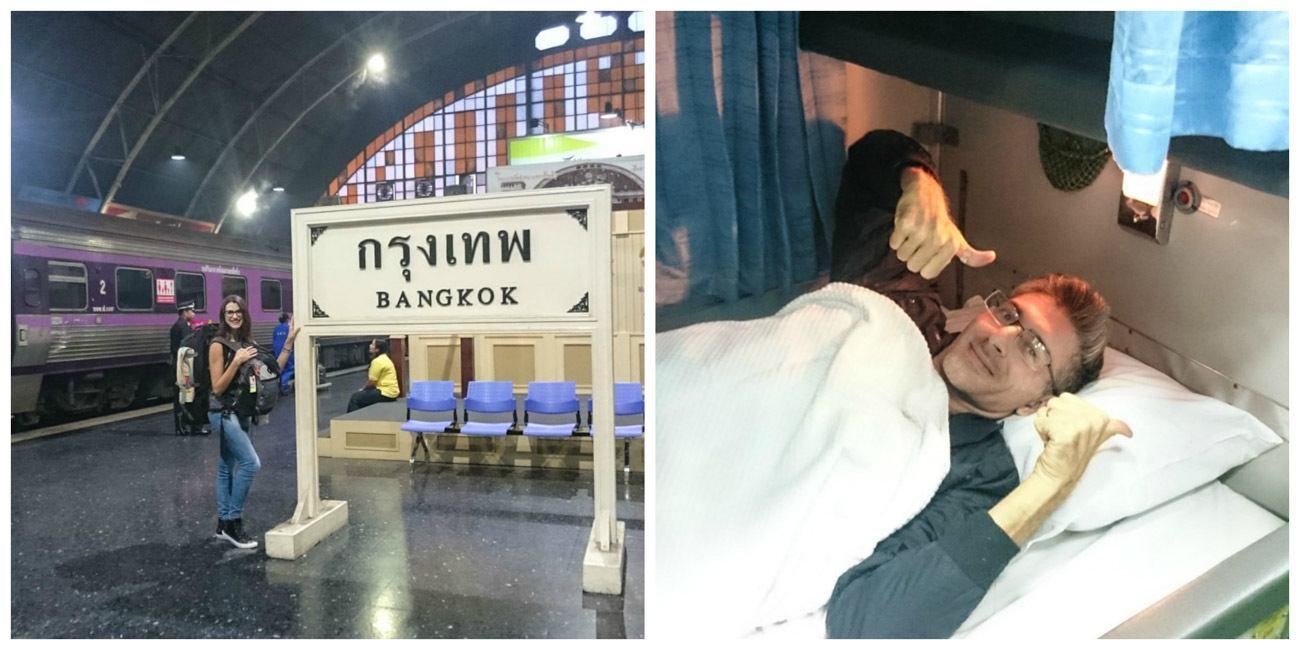 things to do in chiang mai train