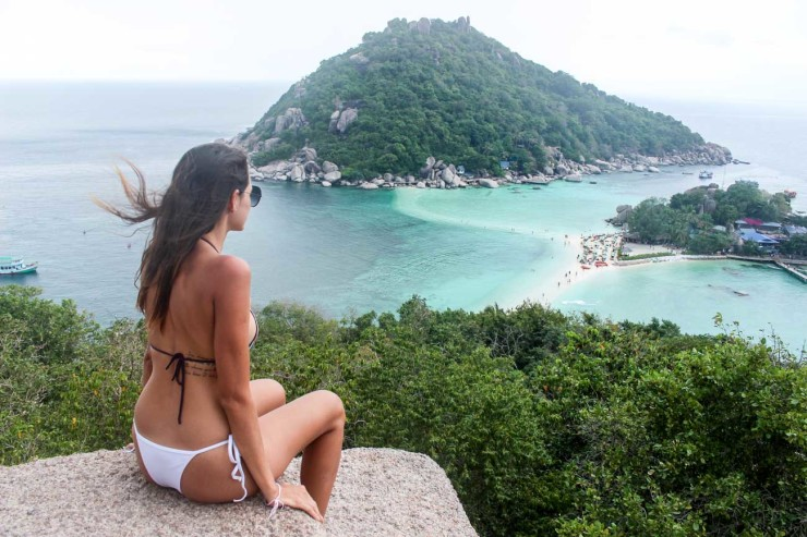How much does it cost to travel in thailand koh tao