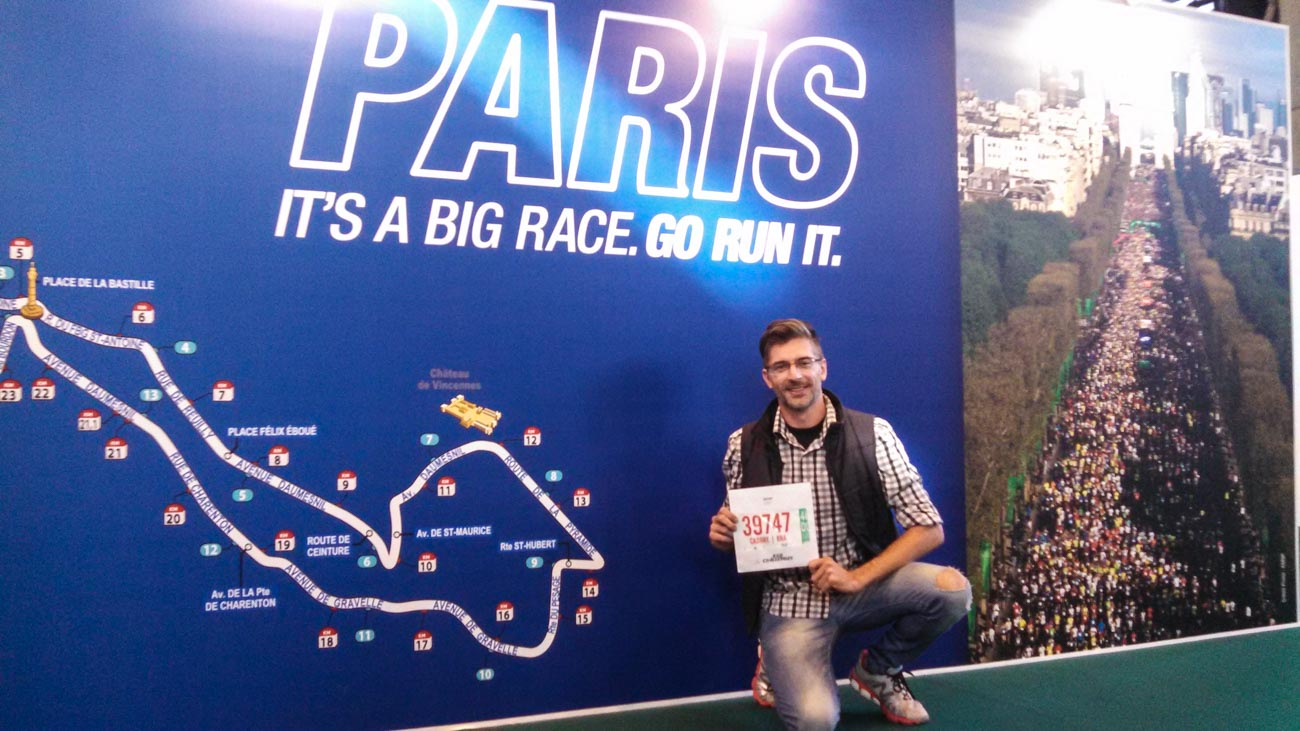 Paris Marathon Review: all you need to know about the race and the exposition center. Organize you trip to Paris Marathon and enjoy it!