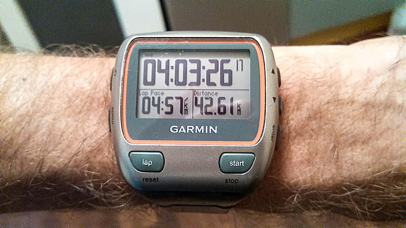 Paris Marathon Review: My time 4h 03min!