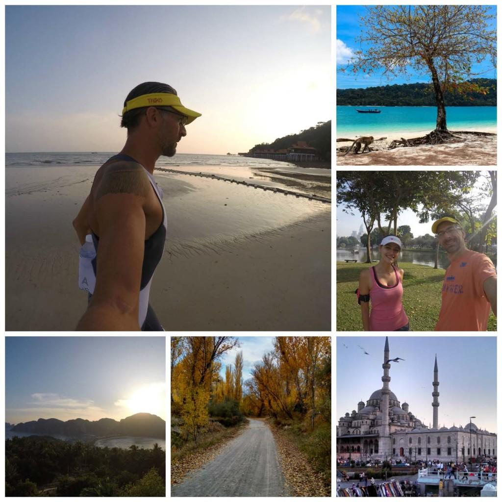 Paris Marathon Review: Training around the world!