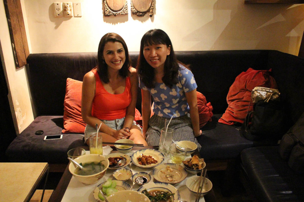 Trying local food is one of the best things to do in Ho Chi Minh City. Go for a food tour and discover amazing flavours.