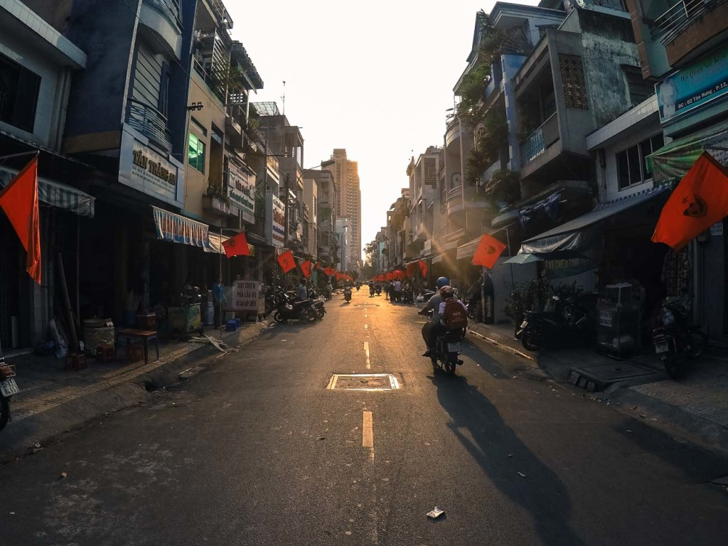 Explore the streets of Ho Chi Minh, especially Chinatown, is among the best things to do in the city.