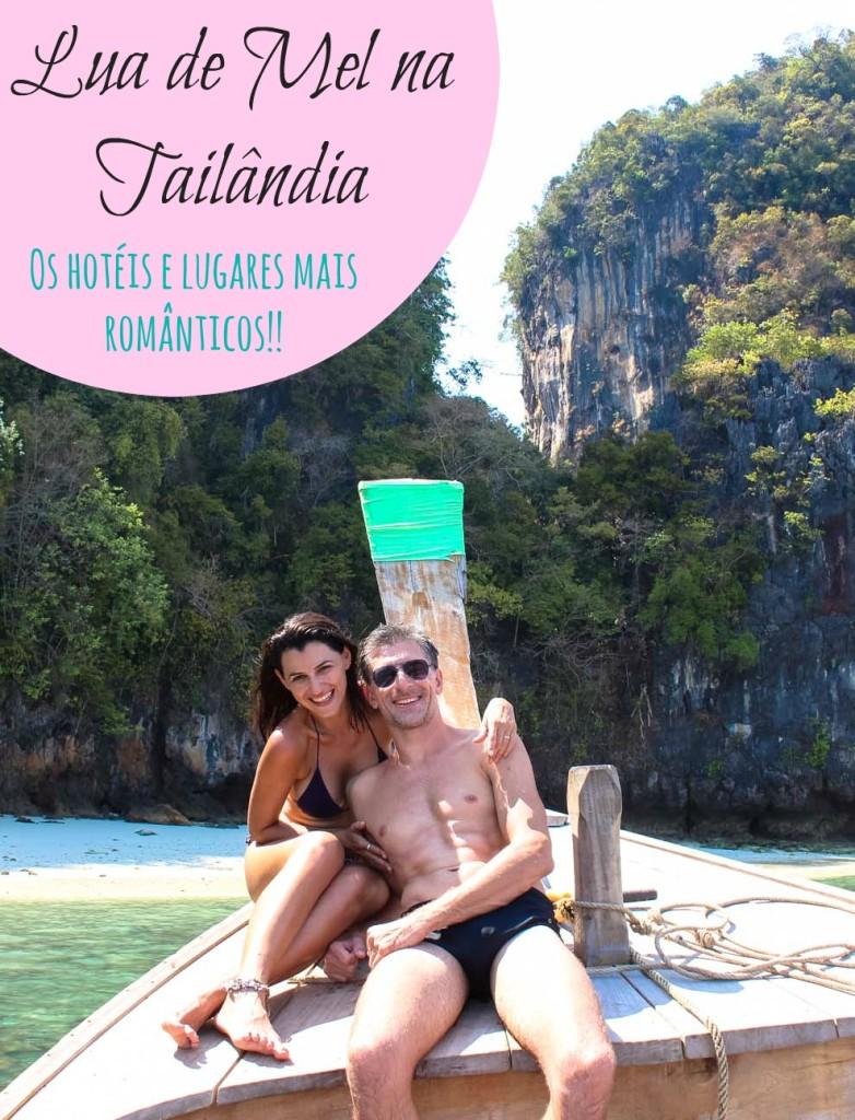 Planejando sua Lua de Mel para Tailândia? Ou que tal uma viagem romântica? Todas as dicas que você precisa para escolher melhores lugres, praias e os melhore hotéis da Tailândia. Um guia perfeito para que quer celebrar o amor!