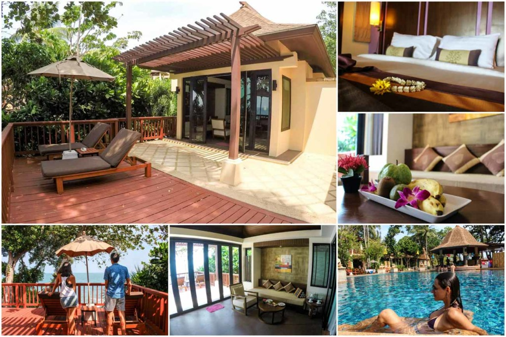 Thailand Honeymoon in Koh Lanta is the ultimate romantic trip. Stay at Crown Lanta Resort for gorgeous beach and sunsets!
