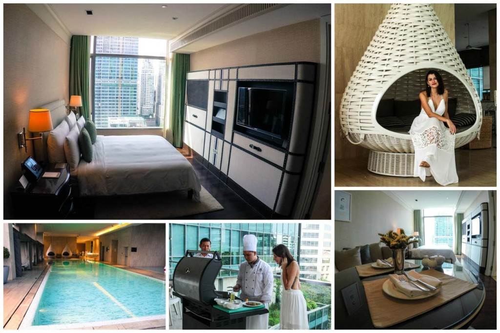 Bangkok can be a great urban destination for your Thailand Honeymoon. Don´t forget to stay at Oriental Residence Bangkok.