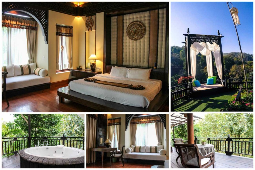 Chian Mai can be a intersting and unusual destination for a honeymoon in Thailand